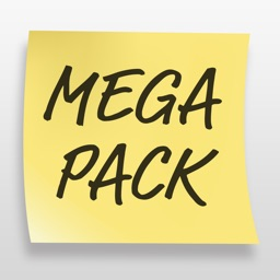 Post It Stickers Mega Pack