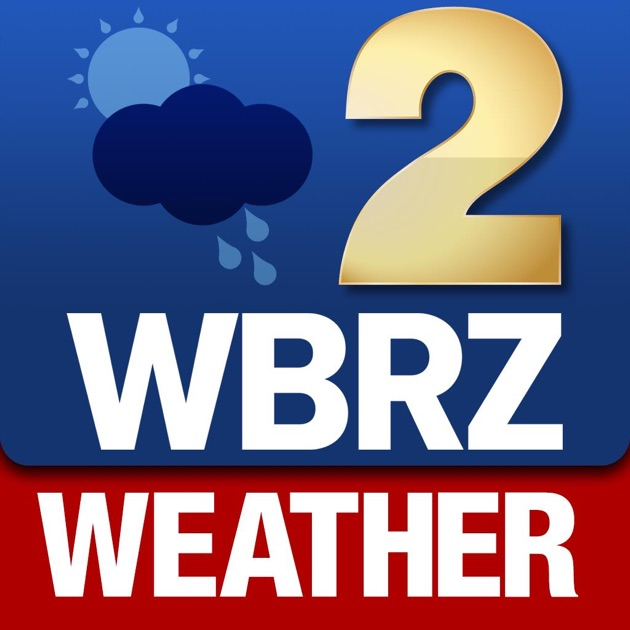 WBRZ Weather on the App Store Wbrz News 2 Photos