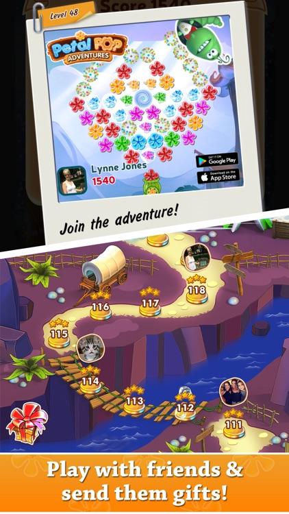Petal Pop Adventures screenshot-3