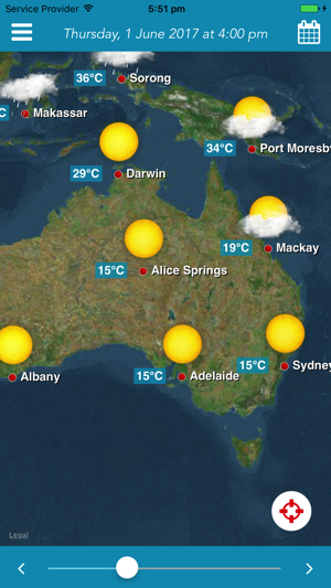 The weather map australia world on the app store the weather map australia world on the app store gumiabroncs Choice Image
