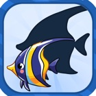 Sea Animals Shadow Puzzles Games for kids icon