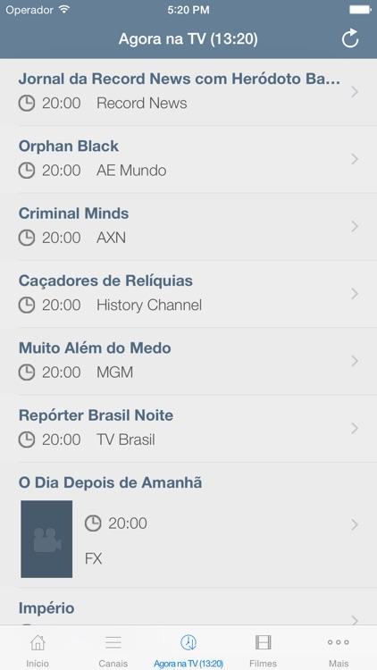 Televisão do Brasil screenshot-3