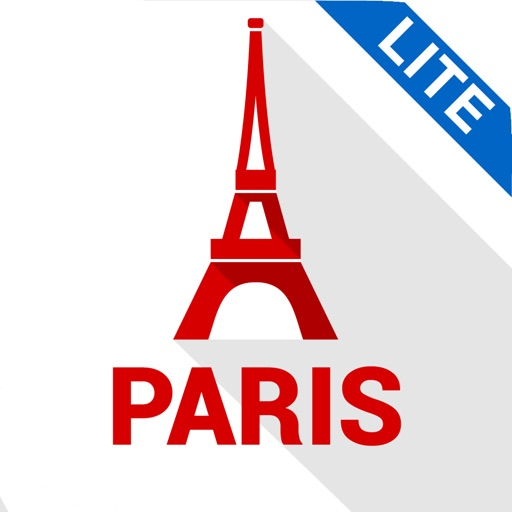 My Paris - Travel guide & map with sights - France