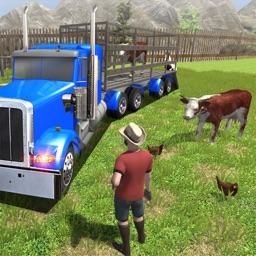 Zoo Animals Transporter - Truck Driving Simulator