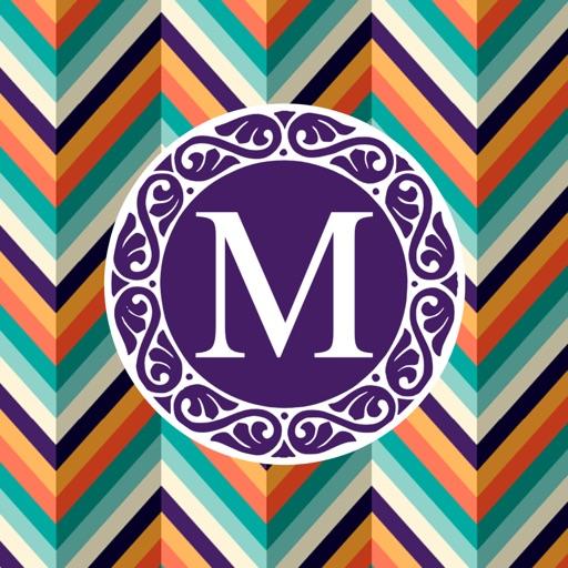Monogram It - Custom Wallpapers & Backgrounds