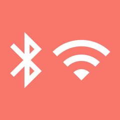 Bluetooth & Wifi App Box - Share with Buddies