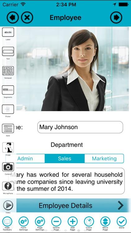 Form Maker - The Business Form Builder