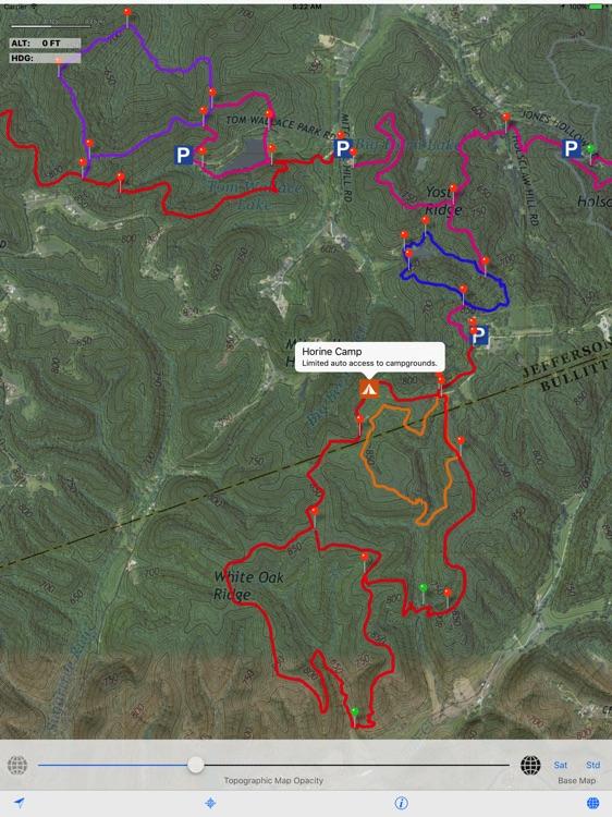JMF Trails Pro