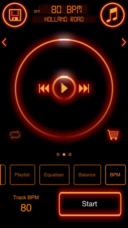 Tempo SlowMo - BPM Music Practice Slow Downer screenshot-4