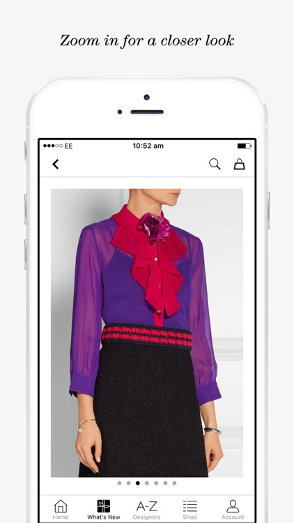 NET-A-PORTER | Luxury Fashion