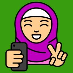 Islamoji - Islamic Emoji Keyboard + iMessage
