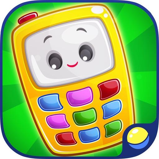 Телефон с животными - игра