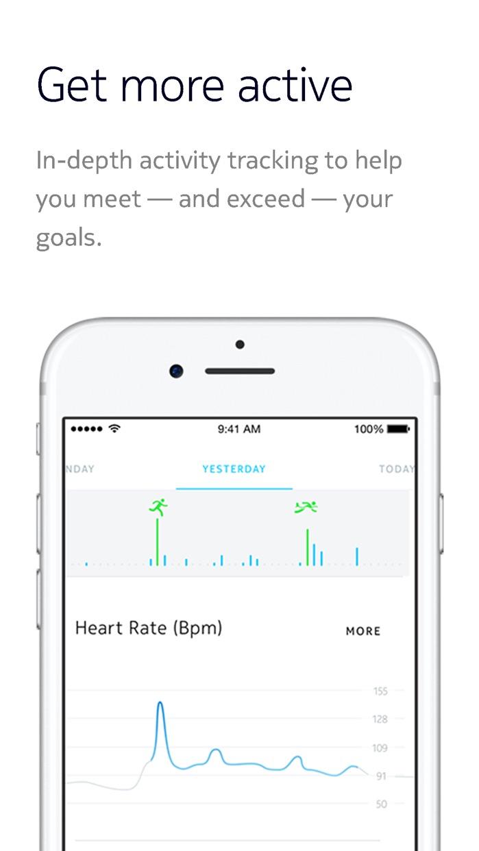 Nokia Health Mate Screenshot