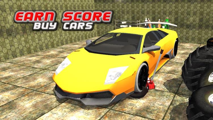 Summer Traffic Car Racing