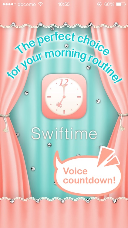 Swiftime - Alarm with the weather