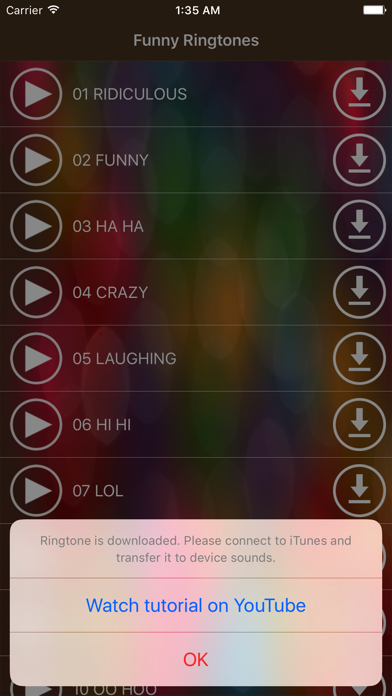 Funny Ringtones - Best Ridiculous Laughing Sounds screenshot four