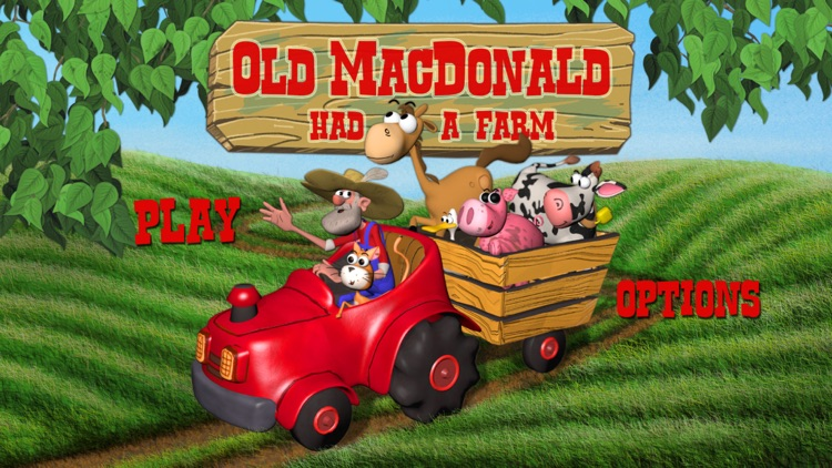 Old MacDonald Had a Farm Sing and Play
