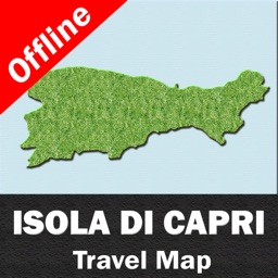 ISOLA DI CAPRI – GPS Travel Map Offline Navigator