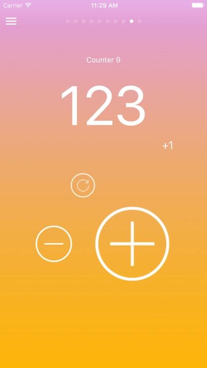 Counter-+ screenshot-4