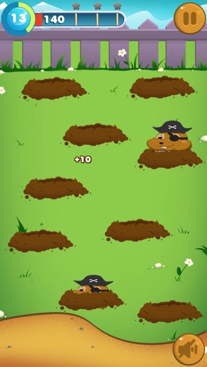 Whack A Mole Game screenshot-4