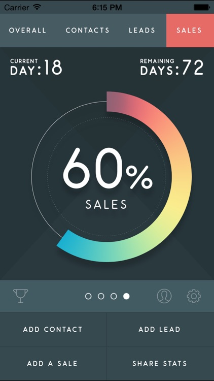 SalesFit screenshot-0