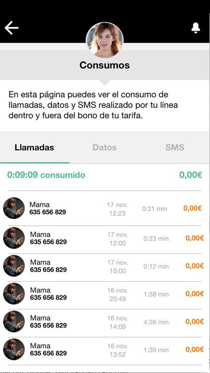 Mi Orange screenshot-3