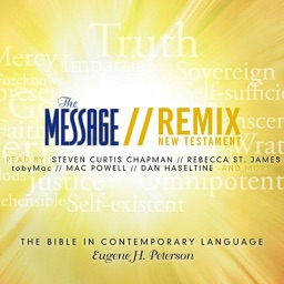 The Message Remix Bible: The New Testament