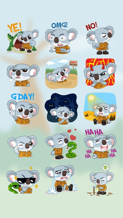 Steve The Adventurous Koala screenshot-3