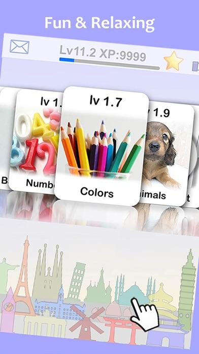 Learn Croatian Vocabulary Words Baby FlashCards screenshot one