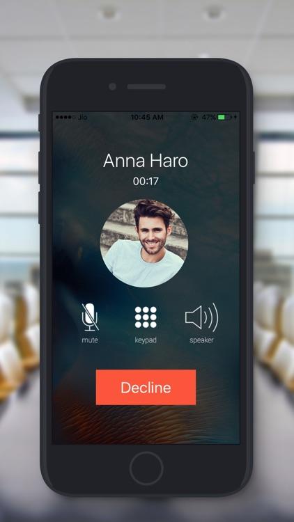 Fake Call - prank calling app screenshot-3