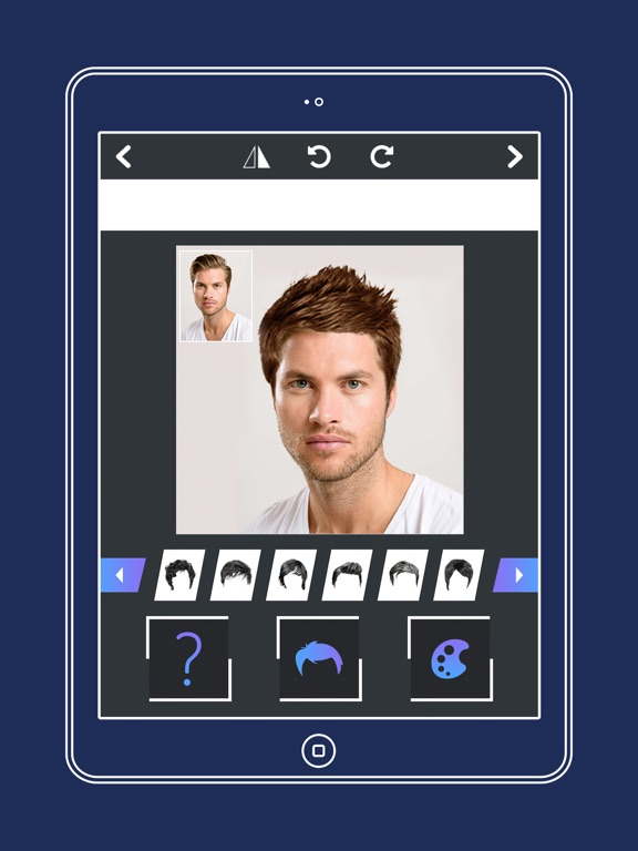 Mens Hairstyle Changer App Price Drops
