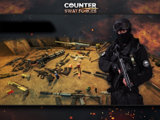 Counter SWAT Forces screenshot 8