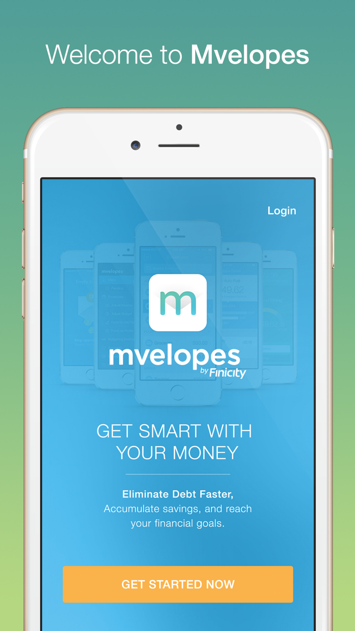 Mvelopes - Budgeting App Screenshot