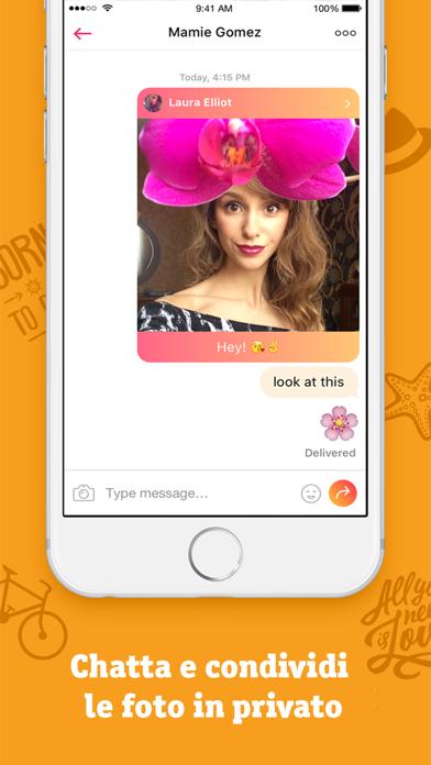 Selfiest - rete sociale, amici