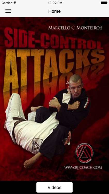 BJJ Side Control Attacks - Brazilian Jiu Jitsu