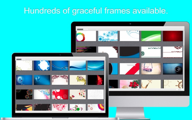 Business card easy creator on the mac app store screenshots reheart Gallery