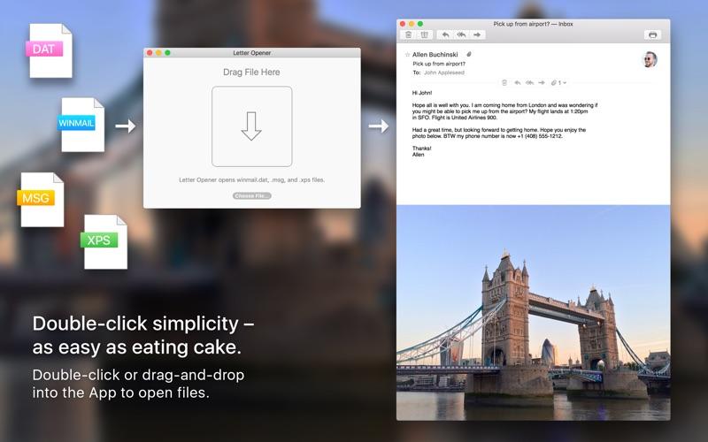 Letter Opener Screenshot