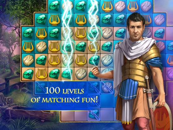 Cradle of Rome 2 (HD) на iPad