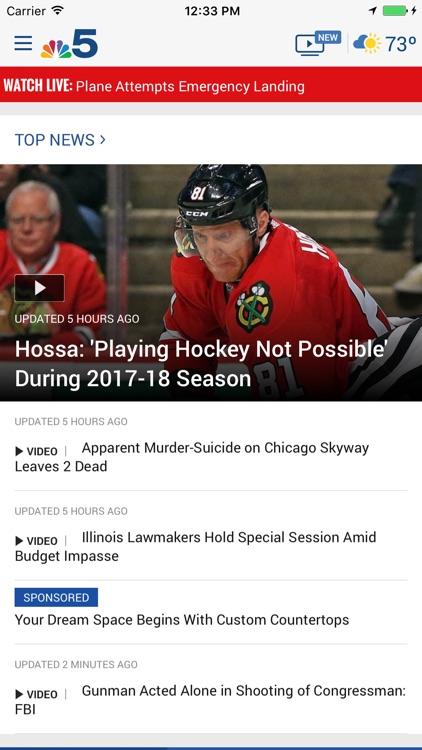 NBC 5 Chicago screenshot-0