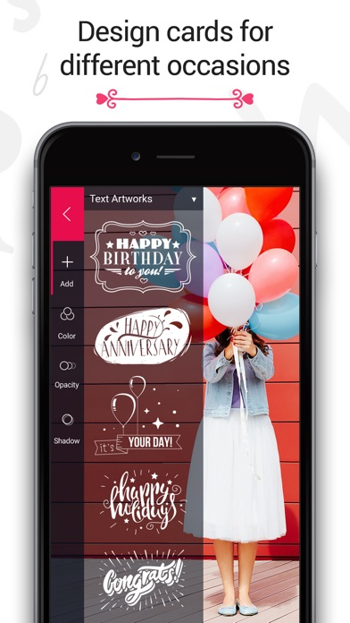 download Fontmania - Write on Photos apps 0
