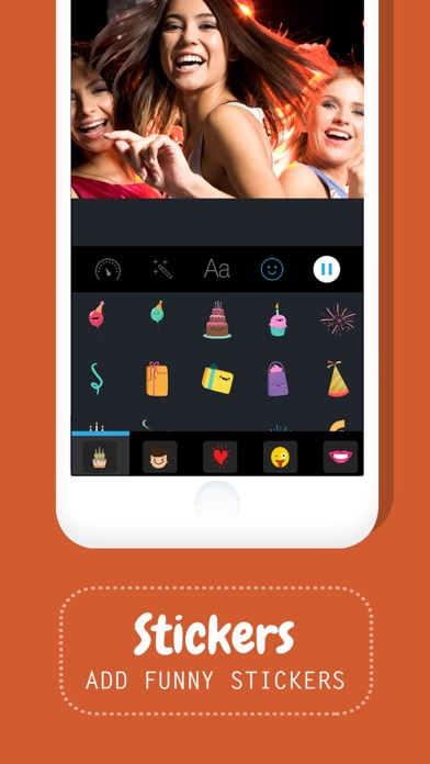 Screenshot #4 for GIF - Live Photos to Gif Maker & Video Maker