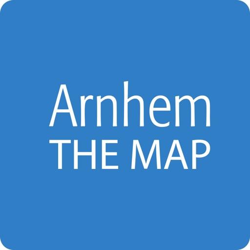 Arnhem THE MAP