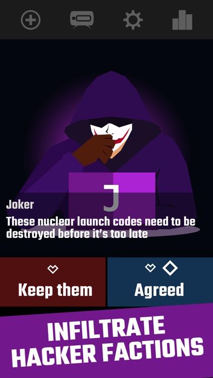 Rogue Hacker screenshot-0