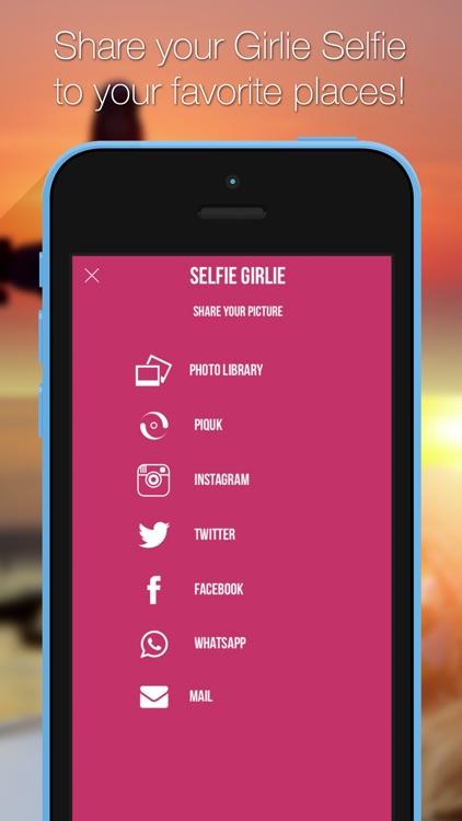 Selfie Girlie