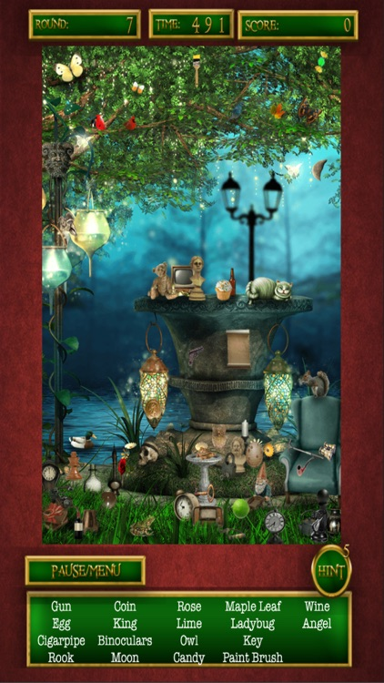 Hidden Objects: Fairy Forest Gardens Adventure screenshot-4