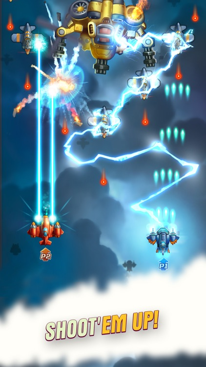 HAWK: Flying Ace. Shoot Em Up! screenshot-0