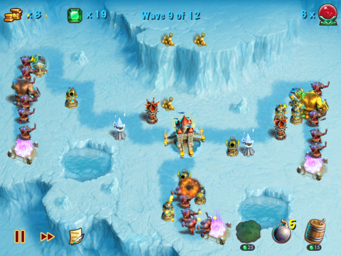 Towers N' Trolls HD Screenshot 4