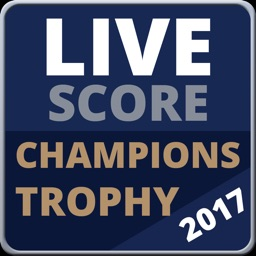 LIVE Score of Champions Trophy