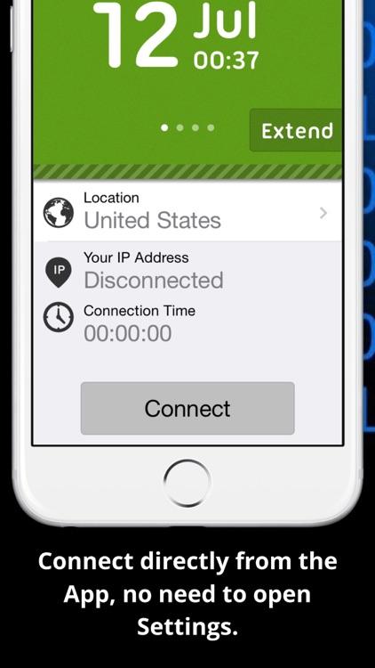 VPN Proxy by Seed4.Me VPN, Secure WiFi with VPN screenshot-0