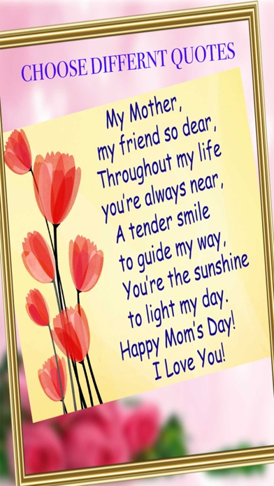 Mothers day cards quotes app price drops screenshot 6 for mothers day cards quotes m4hsunfo